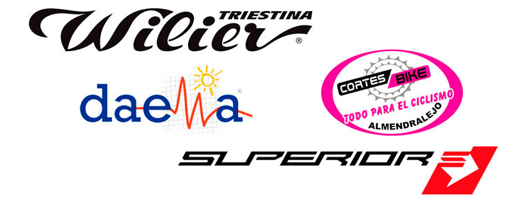 Patrocinadores Anjana Bike Team