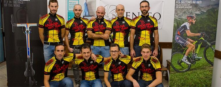 Presentación y Ruta Anjana bike Team